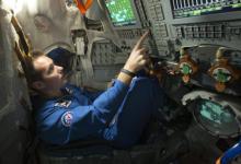 L'astronaute Thomas Pesquet