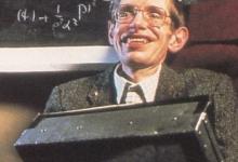 L'univers de Stephen Hawking. Voyager à travers le temps.