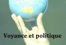 Voyance et politique