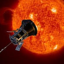 Parker Solar Probe en partance vers le soleil