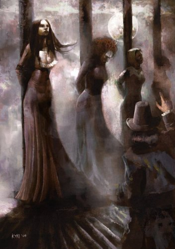 En Europe tradition de la sorcellerie